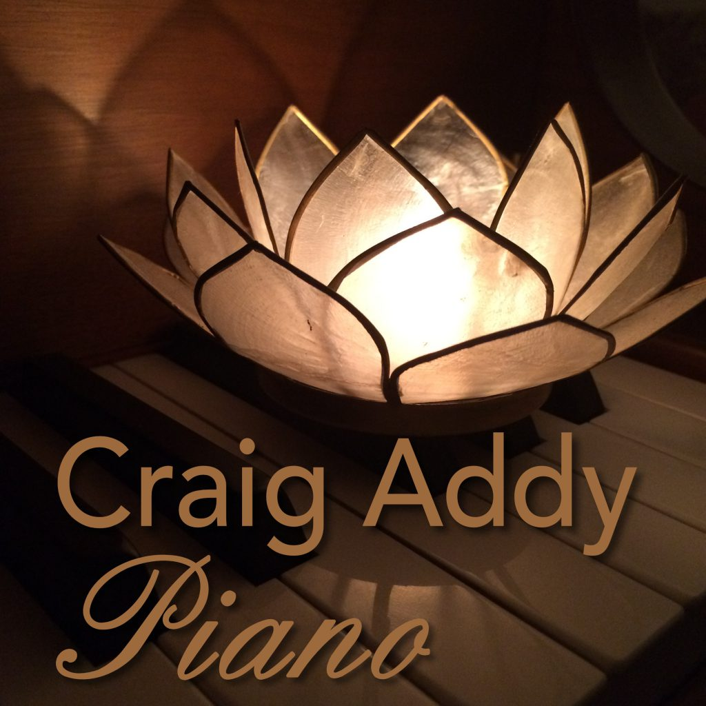 Piano Sound Spa music from Under the Piano by Craig Addy